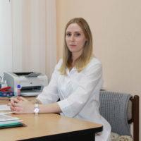 Елисеева Анна Андреевна