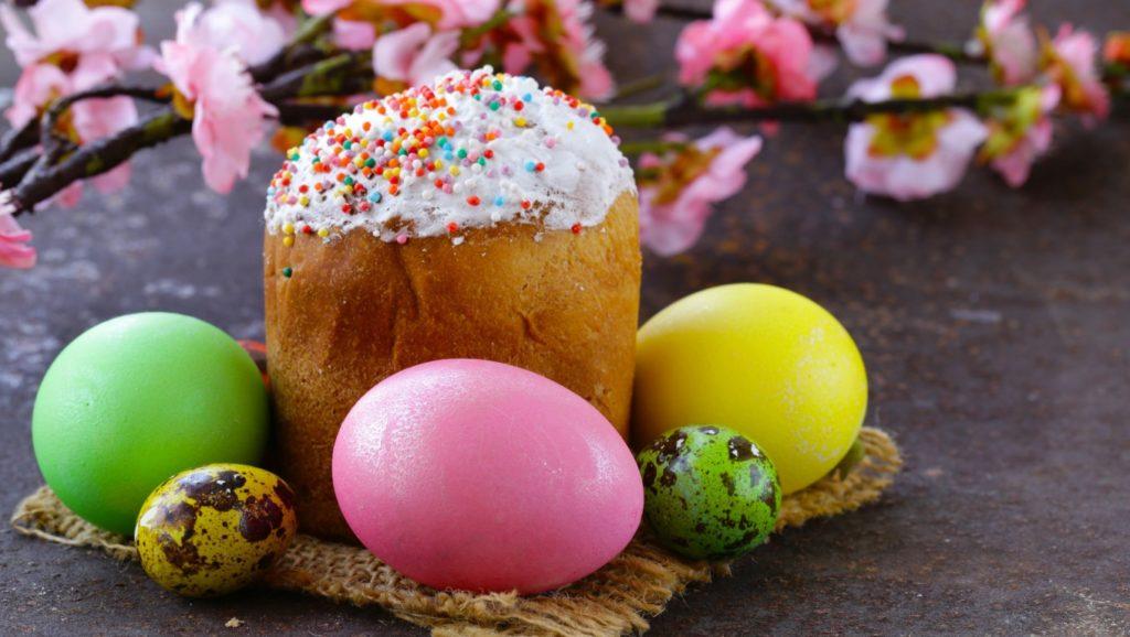 Приглашаем на освящение куличей и яиц
