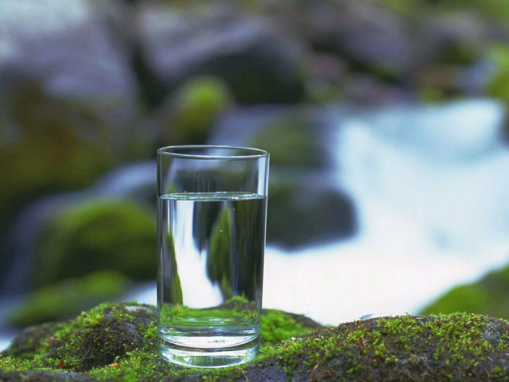 Уникальная минеральная вода «Серебряный ключ»